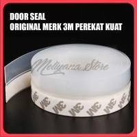 Door Seal Strip 3m ORIGINAL Penutup Celah Pintu Jendela