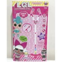 Mainan Microphone Anak Mic LOL Surprise