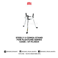Meinl STEELY II CONGA STAND FOR FLOATUNE SERIES