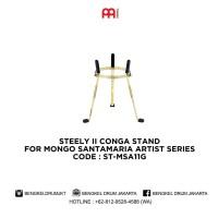 Meinl STEELY II CONGA STAND MONGO SANTAMARIA ARTIST SERIES ST-MSA11G
