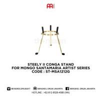 Meinl STEELY II CONGA STAND MONGO SANTAMARIA ARTIST SERIES ST-MSA1212G