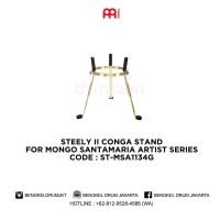 Meinl STEELY II CONGA STAND MONGO SANTAMARIA ARTIST SERIES ST-MSA1134G