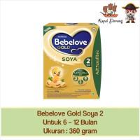 Bebelove Gold Soya 2 Susu Formula [360 g]