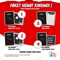 Paket SSD Kingmax 120GB Sata3 + Caddy Laptop/ Bracket/ Enclosure Orico