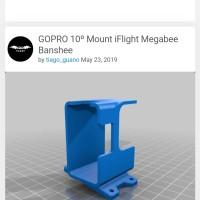iflight megabee gopro mount