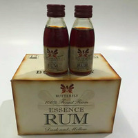 Essence Rum Butterfly 60ml/Rum koepoe koepoe