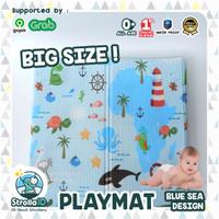 PLAYMAT Matras Karpet Anak Bayi Premium 1cm Ukuran Jumbo