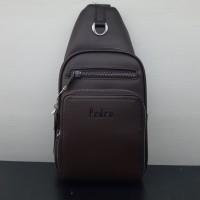 Tas selempang pria branded / Tas pedro / sling bag pria