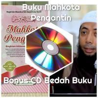 buku Kado pernikahan Mahkota Pengantin Ust Khalid Basalamah