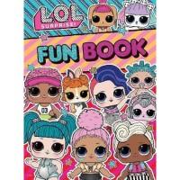 Buku Impor L O L Surprise! Fun Book