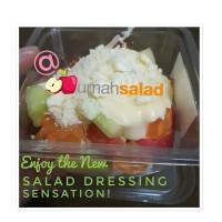 Salad buah umahsalad, wadah Bowl