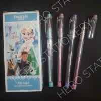 Pen gel frozen beautiful PB-002