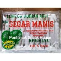 Lempok Durian Stik Segar Manis UK. Kecil