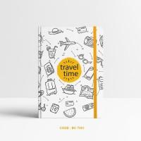 Basic Notebook Custom #Travel - Custom Notebook - Planner - Journal -