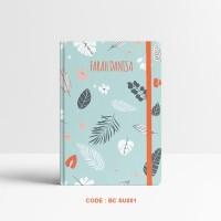 Basic Notebook Custom #SUMMER - Custom Notebook Dotted Grid