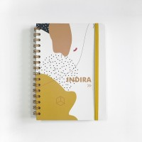 Notebook Spiral #BRUSHDOT - Notebook Custom