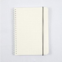 Notebook Spiral A5 - Grid/Dotted