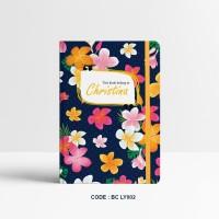 Basic Notebook Custom #LILY - Custom Notebook - Planner - Journal -