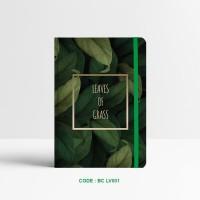 Basic Notebook Custom #LEAVES - Custom Notebook - Planner - Journal
