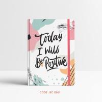 Basic Notebook Custom #Quote - Custom Notebook - Planner - Journal -