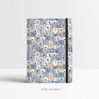 Basic Notebook Custom #Animal - Custom Notebook - Planner - Journal -