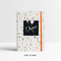 Basic Notebook Custom #ABSTRAK - Custom Notebook - Planner - Journal