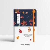 Basic Notebook Custom #MEGUMI - Custom Notebook - Planner - Journal -