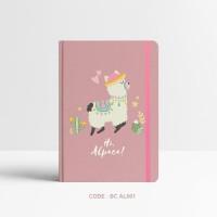 Basic Notebook Custom #ALPACA - Custom Notebook - Planner - Journal -