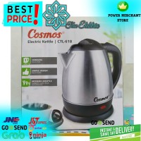 COSMOS CTL-618 Electric Kettle 1.2 Liter