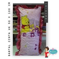 Bantal Cinta Premium uk 50 x 100 cm