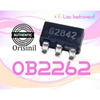 ORIGINAL OB2262 OB2262MP Current Mode PWM Controller SOT23-6 On-Bright