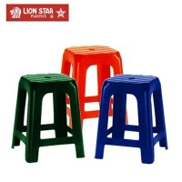 Bangku Plastik | Kursi Plastik |Bangku LION STAR ESPANA (GOJEK/ GRAB)
