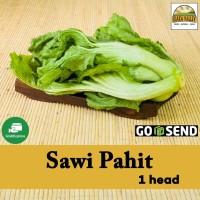Sayur organik premium - Sawi Pahit (1 head)