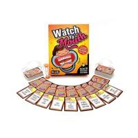 Mainan Edukasi WATCH YA MOUTH PERMAINAN KARTU TEBAK KATA