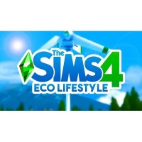 The Sims 4 Ecolife Latest Update & DLC Game PC