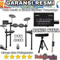 Drum Elektrik YAMAHA DTX402K DTX 402K DTX 402 K Pengganti Dtx400k