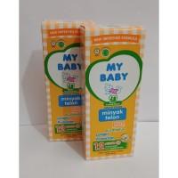 MY BABY Minyak Telon Plus 12 jam 60ml
