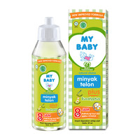 MY BABY Minyak Telon 57 ml
