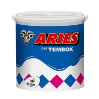 Cat Tembok Interior Aries 5Kg harga ekonomis