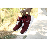 Sepatu Olahraga Pria Sneakers Casual Running Adidas Neo Sporty Shoes