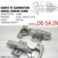 Harfit ST 35MM Engsel Sendok Slow Motion (Not Huben Lenaga EK-L4)