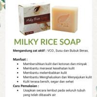 SR12 Milky Rice Soap 60gr