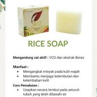 SR12 Rice Soap 60gr