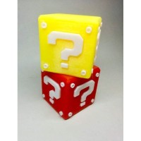Nintendo Switch Game Card Case Question Block