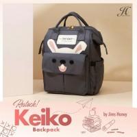 keiko Ayumi backpack jims honey tas ransel multifungsi anti air