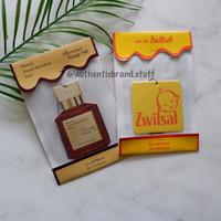 Parfum Mobil/Ruangan Baccarat Rouge 540 + Free Refill
