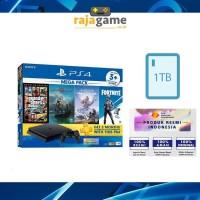 PS4 Slim 1TB Mega Pack 2 Bundle