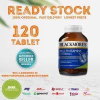 Blackmores Multivitamins + Minerals BPOM Kalbe - 120 tablet