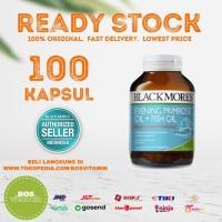 Blackmores Evening Primrose Oil + Fish Oil BPOM Kalbe - 100 Kapsul