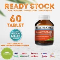 Blackmores Calcimag Multi BPOM Kalbe (Kalsium Obat Tulang) - 60 tablet